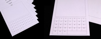 Bastel-Kalender