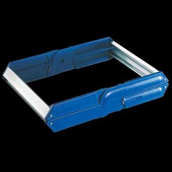 Leitz Hängeregistratur-Korb, für 25 Hängemappen   A4 blau
