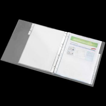 Leitz Blanko Register-Prospekthülle