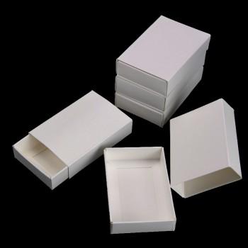 Streichholzschachteln mittel 10er-Pack plano