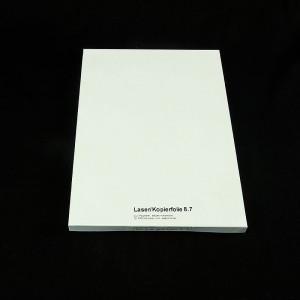 Kopierfolie DIN A4 s/w