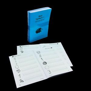 Igel Heft 1 - 3er Lineatur (5er Pack)