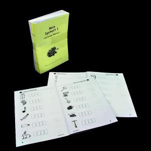 Igel Heft 1 - Kästchen (5er Pack)