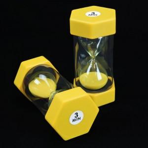 Sanduhr Timer 3 Minuten