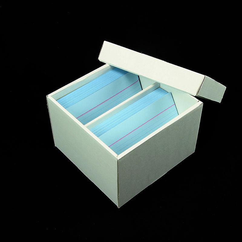 Karteikartenbox DIN A6