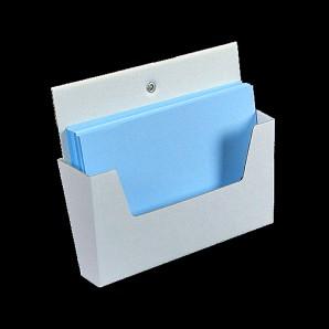 Kartenspender A6 zum Aufhängen