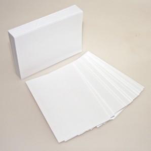 Karteikarten DIN A7 weiß